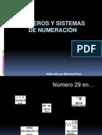 Números y Sistemas de Notación Posicional