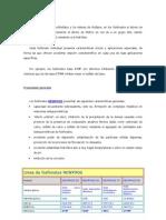 Caracteristicas de Los Fosfonatos