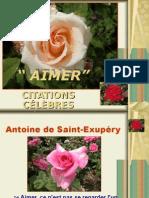 0 Aimer.citations Celebres