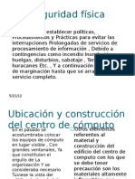 DETECCIÓN DE HUMO Y FUEGO, EXTINTORES