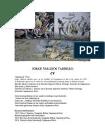 Portafolio artista Jorge Vallejos Tarrillo