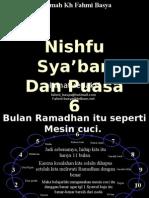 Tausiah Tarhib Ramadhan