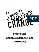 Hip Hop +Change Study Guide 2012