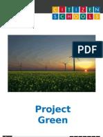Project Green Apprenticeship