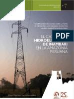 El caso de la hidroeléctrica de Inambari en la Amazonía peruana