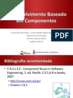 Desenvolvimento Baseado em Componentes
