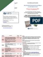 Curso Relaciones Etnicas 2012-Metropolitano