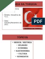 História da TURQUIA