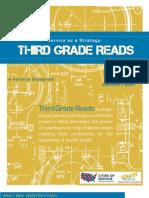 Third Grade Reads Blueprint