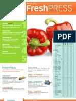 FreshPress 5-18-12