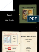 Ginger and Pickles, Beatrix Potter, AutoPlay