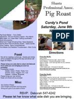 Spa Barbecue 2012