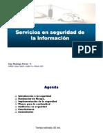 Microsoft Power Point - Servicios de Seguridad ion v1