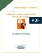 BPlan 2009 - Information Package