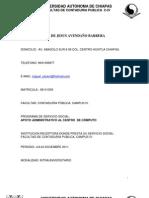Informe Final Julio-diciembre 2011