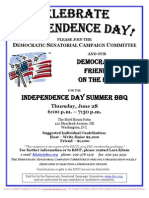 Independence Day Summer BBQ