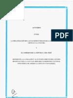 Acuerdo_CRESPIAL Salvaguarda Patrimonio Am Latina