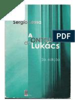 A Ontologia de Lukacs 1