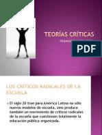 2 TEORÍAS CRÍTICAS A LA EDUCACION DE GARY