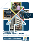 Mile High Connects Regional Equity Atlas