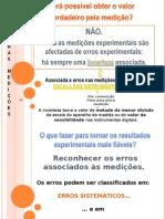 Erros e Algarismos Significativos[1]