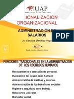 ADMINISTRACION DE SALARIOS