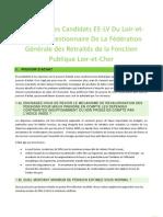 Questionnaire FGR FP