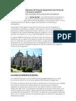 El Cementerio El Salvador de Rosario Por Sylvia Lillyan Lahitte Helbling