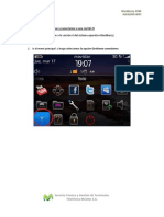 Blackberry 9780 Asesoria Wifi