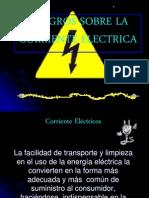 RIESGOS ELECTRICOS CESAR