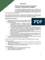 Anexo N° 22 Ejemplo de protocolo verificación alertas