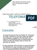 Apresentação Telefonia IP 05-04