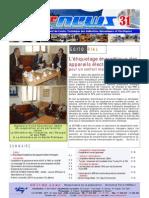 CetimeNews 31 juin 2009