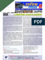 CetimeNews 40 Mars 2010
