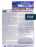 CetimeNews 41 Avril 2010