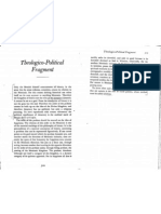 Benjamin, Walter - Theologico-Political Fragment