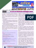 CetimeNews 45 Aout 2010