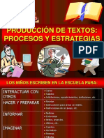produccion de textos