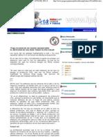 INSTITUTO DE PREVISION SOCIAL - LOS RAYOS DEL SOL GOLPEAN CAUSANDO DAÑOS