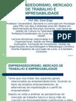 Empreendedorismo Mercado de Trabalho e Empregabilidade2915