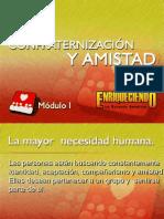 MODULO I - CONFRATERNIZACIÓN Y AMISTAD