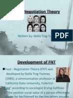 Face Negotiation Theory