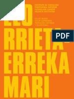 Cuadernillo Oferta Educativa Elorrieta Erreka Mari. 12-13