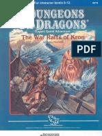 The War Rafts of Kron