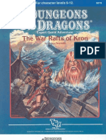The War Rafts of Kron