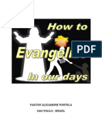 How to Evangelize in Our Days