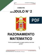 Raz Matematico 2° - II Bim