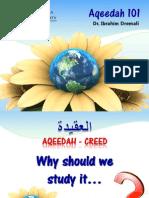 Aqeedah 101 Introduction