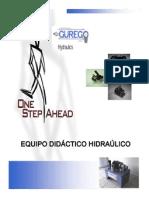 EQUIPO DIDACTICO HIDRAULICO