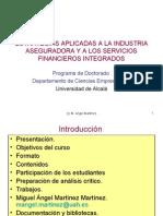 Estrategias Aplicadas a La Industria Aseguradora y A